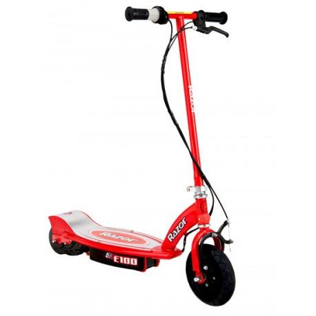 trottinette électrique Razor E100 Rouge
