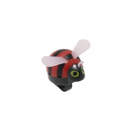 sonnette Liix abeille rouge