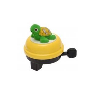 Sonnette Liix jaune tortue