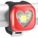 LED avant Blinder 1 front - Coeur - Rouge