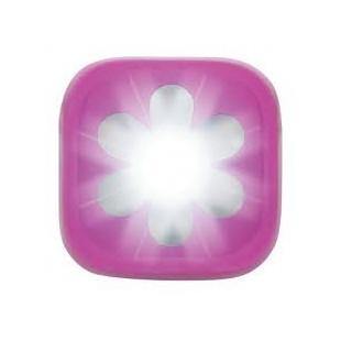 LED avant Blinder 1 front - fleur - rose