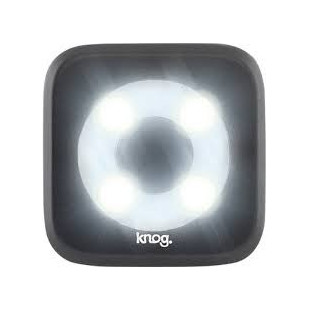 Blinder 4 Front - Circle - Black 4 Leds forme ronde