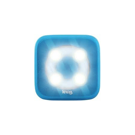 Blinder 4 Front - Circle - Blue
