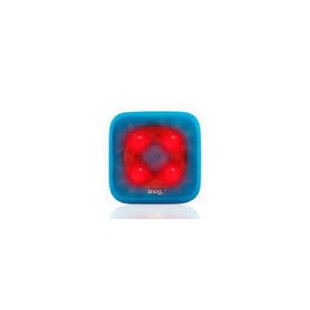 Blinder 4 Rear - Circle - Blue