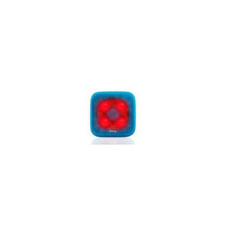 Blinder 4 Rear - Circle - Blue