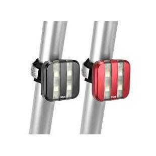 Eclairage LED Blinder 4 Arrière - Bandes GT - Rouge