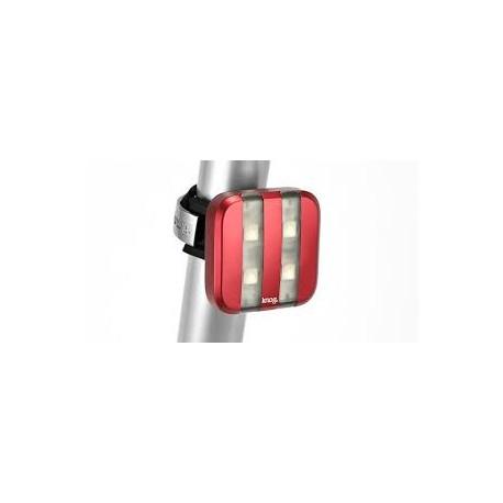 Blinder 4 Front - GT Stripes - Red