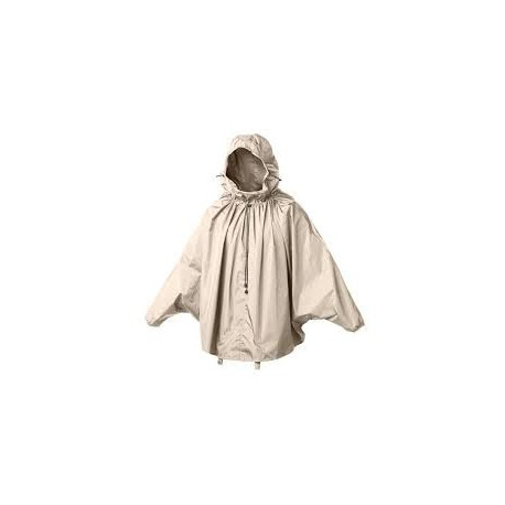 Brooks Cambridge Rain Cape - Sand - L (165 - 180cm)