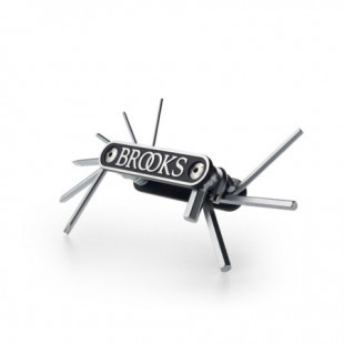 Brooks Outil Multitool MT10 noir