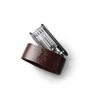 Brooks Outil Multitool MT10 antic brown marron