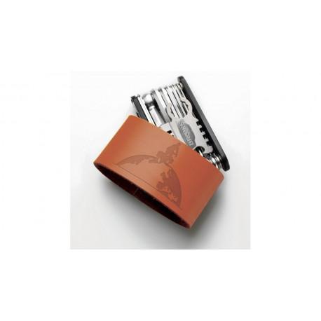 Brooks Tool Kit MT21 - etui cuir miel