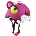 Casque tête chat rose