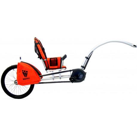Weehoo iGo Remorque enfant pour vélo