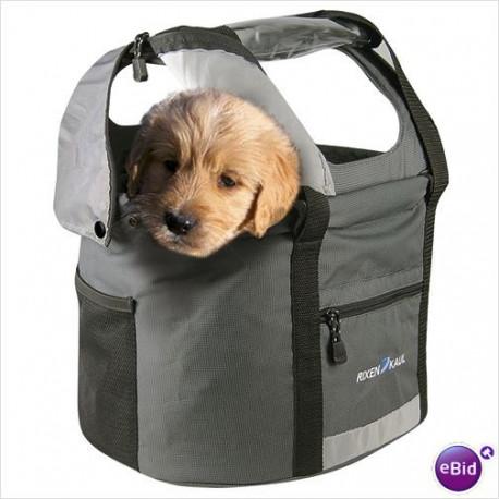 sacoche de velo pour chien Klickfix