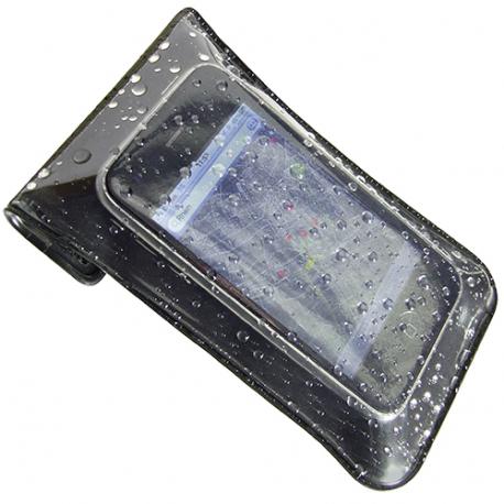 Klickfix Housse téléphone avec fixation sur cintre (modèle M)