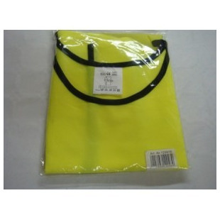 GILET DE SECURITE ADULTE FLUO