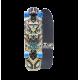 Longboard LANDYACHTZ Dinghy Owl black PB105 63mm 78A
