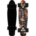 Skate Cruiser Penny complete 22 Floral black
