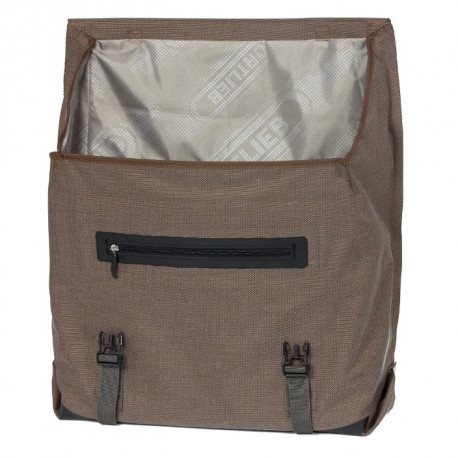 "Sacoche Ortlieb Commuter-bag QL3 ""Urban Line"" Marron"