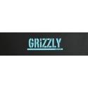 Grip de Skate GRIZZLY GRIP PLAQUE (L'UNITE) STAMP PRINT DIAMOND BLUE