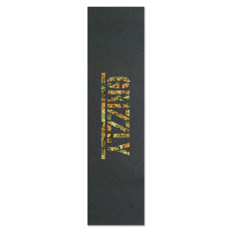 Grip de Skate GRIZZLY GRIP PLAQUE (L'UNITE) STAMP PRINT DIAMOND BLUE