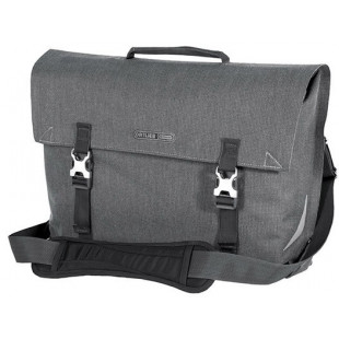 "Sacoche Ortlieb Commuter-bag QL3.1 ""Urban Line"" Gris Pepper"