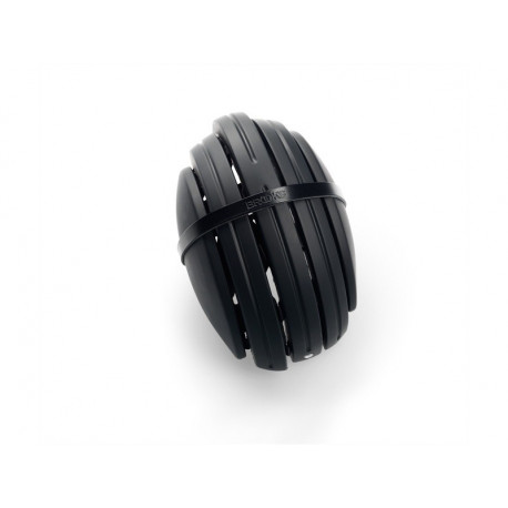 Casque pliant Overade Plixi noir S-M