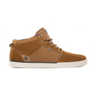 Chaussures ETNIES JEFFERSON MID SMU BROWN