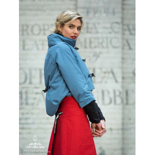 Veste impermeable Georgia In Dublin BRONTE Medium Airforce Blue