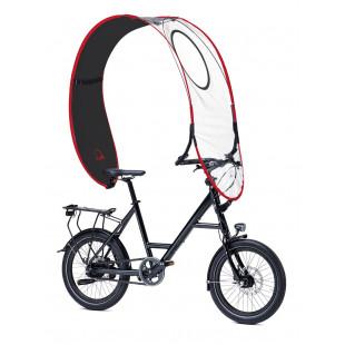 Dryve Protection contre la pluie pour cycliste