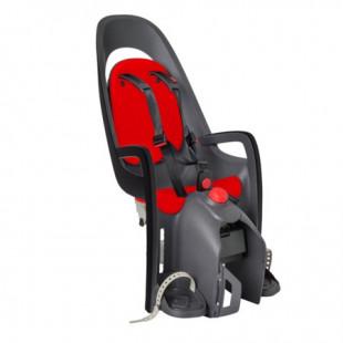 Hamax siège porte-bébé Caress + adaptateur porte bagage