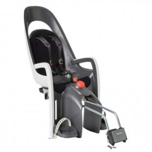 Hamax siège porte-bébé Caress gris/blanc