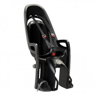 Hamax siège porte-bébé Zenith + adaptateur porte bagage