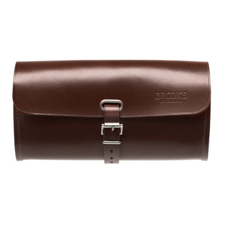 Challenge Large Saddle Bag - Antic Brown
