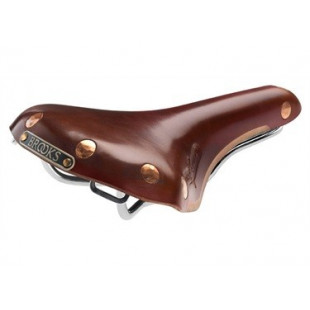 Selle Brooks Swift Steel Special - Antic Brown