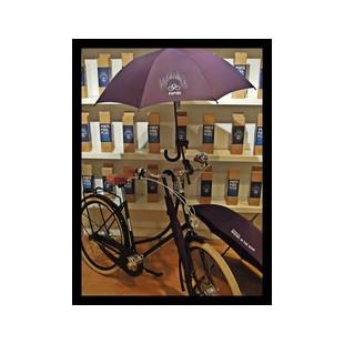 Popins parapluie PRUNE très résistant pour cycliste