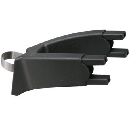KLICKFIX Extender avec fixation pour tige de selle de diamètre Ø 25-32mm K0211XSET