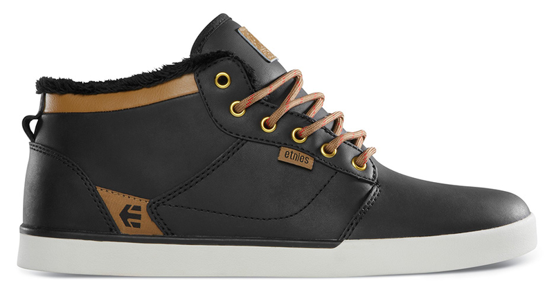 Etnies Blackbrown Chaussures Smu Mid Jefferson Lx dPwwFqXB8x