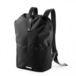 Dalston Knapsack - Medium - Black - New14