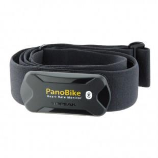 Topeak PanoBike Bluetooth Smart HRM - Set ceinture cardio-frequence-BTLE