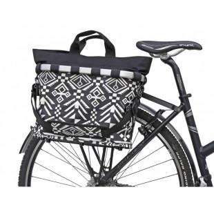 KLICKfix BikeBasket sacoche OVAL latérale Reisenthel HOPI 0308HO