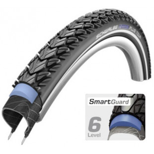 Pneu mixte route VTC 28x1,60 SCHWALBE Marathon Plus TOUR 700x40 Endurance level6