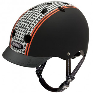 Nutcase Street casque Helluva Houndstooth