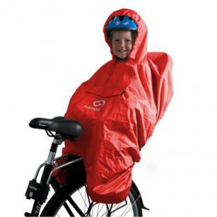 Hamax poncho enfant pour porte siège porte bébé vélo