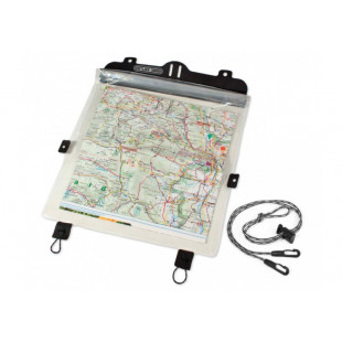 Ortlieb MAP CASE Porte Carte étanche pour Ultimate Pro transparent