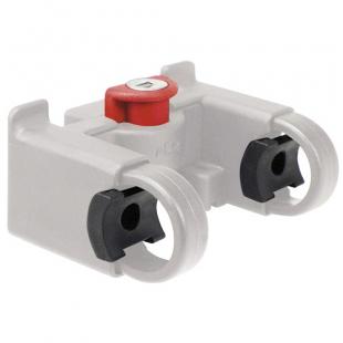 KLICKFIX Extender Prolongateur avec fixation pour tige de selle de diamètre Ø 25-32mm K0211XSET