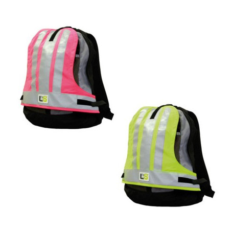 L2S Couvre sac visiobag fluorescent