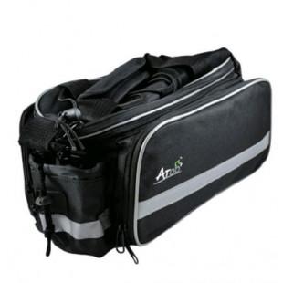 ATOO sacoche noire pour porte bagage