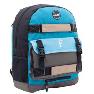 PENNY BAG CARLTON BLUE GREY BLACK