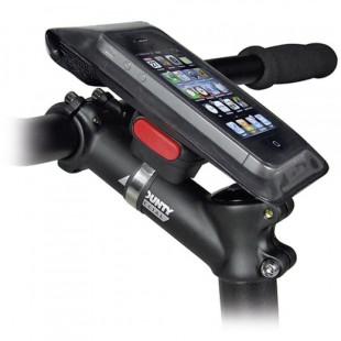 Klickfix housse TABLETTE Duratex sacoche iPad mini ou Nexus4 etanche avec fixation pour sur cintre